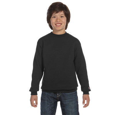 Champion Youth 50/50 Crewneck Sweatshirt - EZ Corporate Clothing  - 5