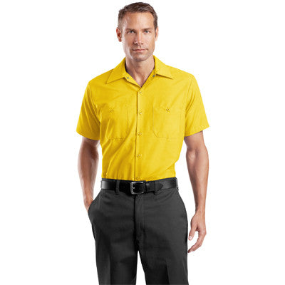Cornerstone Industrial Work Shirt - Short Sleeve - EZ Corporate Clothing  - 10