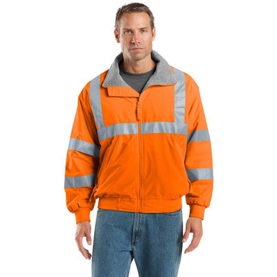 Port Authority Safety Challenger Jacket w/ Reflective Taping - EZ Corporate Clothing  - 2