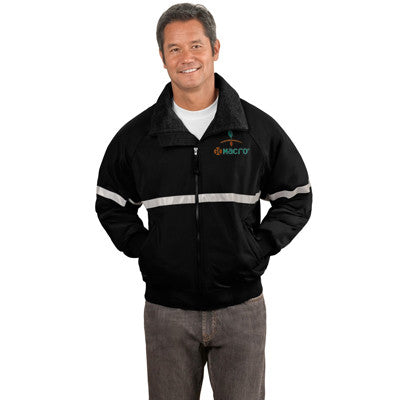 Port Authority Challenger Jacket With Reflective Taping - EZ Corporate Clothing  - 2
