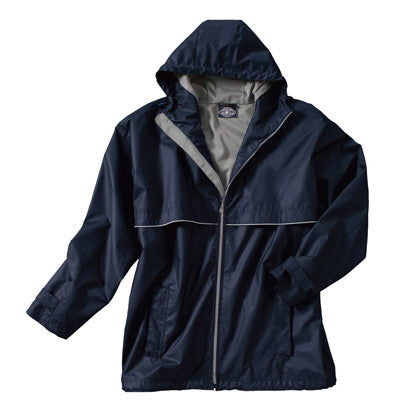 Charles River Men's New Englander Rain Jacket - EZ Corporate Clothing  - 7