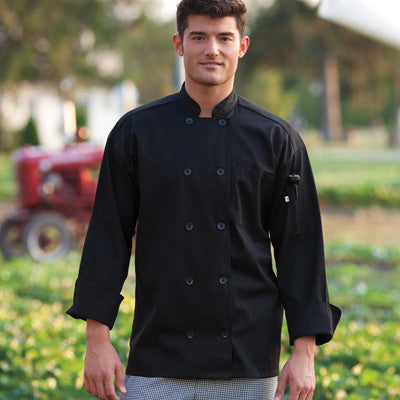 Classic Chef Coat - EZ Corporate Clothing  - 3