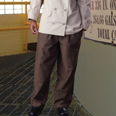 Yarn-Dyed Baggy Chef Pant - EZ Corporate Clothing  - 14