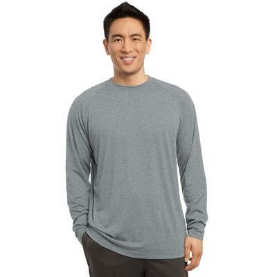 Sport-Tek Long-Sleeve Ultimate Performance Crewneck - AIL - EZ Corporate Clothing  - 3
