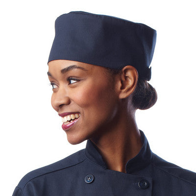 Custom Embroidered Chef Hat - EZ Corporate Clothing  - 2