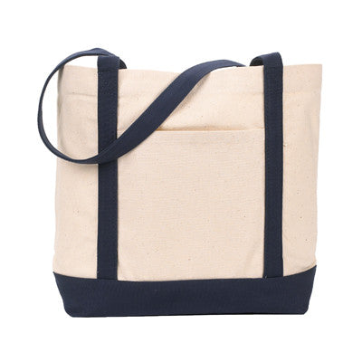 Gemline Ensign's Boat Tote - EZ Corporate Clothing  - 3