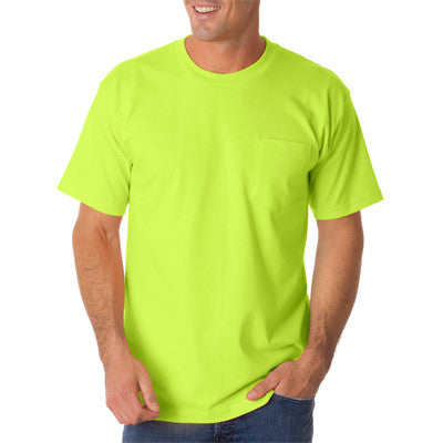 Bayside Pocket Tee-Shirt - EZ Corporate Clothing  - 3