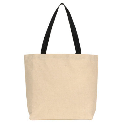 Gemline Colored Handle Tote - EZ Corporate Clothing  - 2
