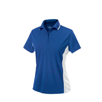 Charles River Womens Color Blocked Wicking Polo - EZ Corporate Clothing  - 9