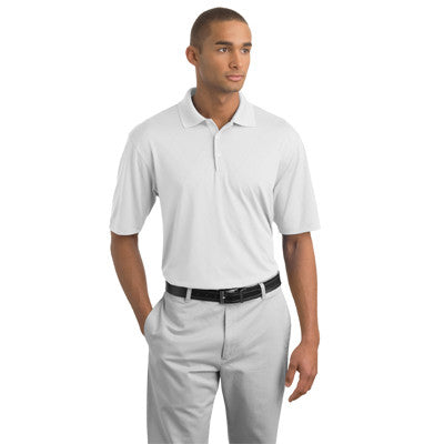 Nike Golf Dri-Fit Cross-Over Texture Polo - EZ Corporate Clothing  - 5