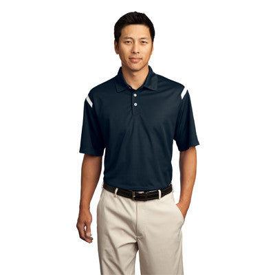 Nike Golf Dri-Fit Shoulder Stripe Polo - EZ Corporate Clothing  - 3