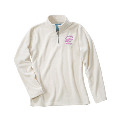 Charles River Womens Freeport Microfleece Pullover