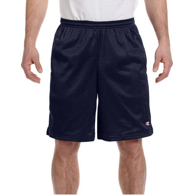 Champion Long Mesh Shorts With Pocket - EZ Corporate Clothing  - 3