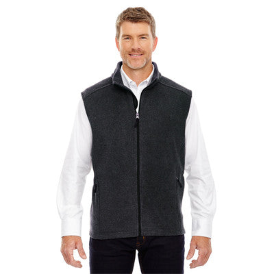 Men's Tall Journey Core365 Fleece Vest - EZ Corporate Clothing  - 4