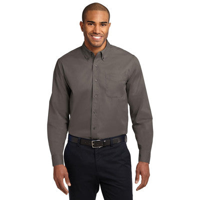 Port Authority Easy Care Tall Long Sleeve Shirt - EZ Corporate Clothing  - 3