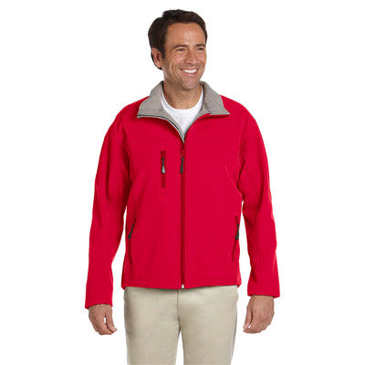 Devon & Jones Men's Soft Shell Jacket - EZ Corporate Clothing  - 7
