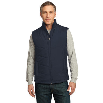 Port Authority Mens Puffy Vest - EZ Corporate Clothing  - 3