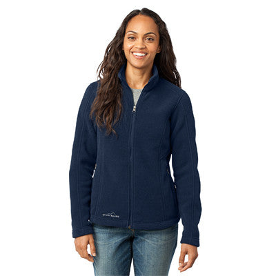 Eddie Bauer Ladies Full-Zip Fleece Jacket - EZ Corporate Clothing  - 7