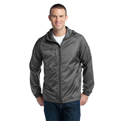 Eddie Baur Men's Packable Wind Jacket - EZ Corporate Clothing  - 5