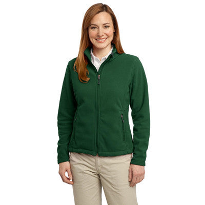 Port Authority Ladies Value Fleece Jacket - EZ Corporate Clothing  - 3