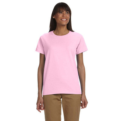 Gildan Ladies Ultra Cotton T-Shirt with Embroidery - EZ Corporate Clothing  - 17
