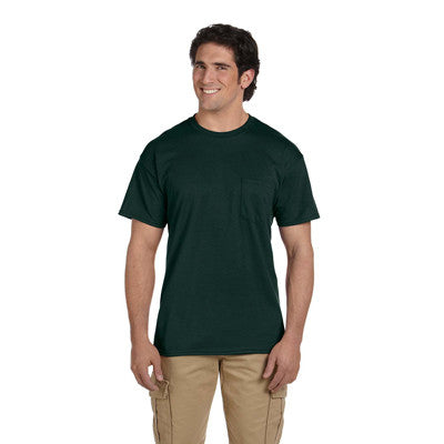 Gildan Adult DryBlend T-Shirt with Pocket - EZ Corporate Clothing  - 11