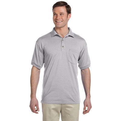 Gildan Adult Dryblend Jersey Polo With Pocket - Printed - EZ Corporate Clothing  - 5