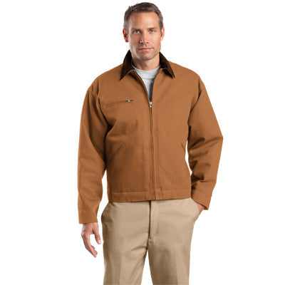 Cornerstone Duck Cloth Work Jacket - EZ Corporate Clothing  - 3