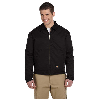 Dickies 7.5oz Lined Eisenhower Jacket - EZ Corporate Clothing  - 2