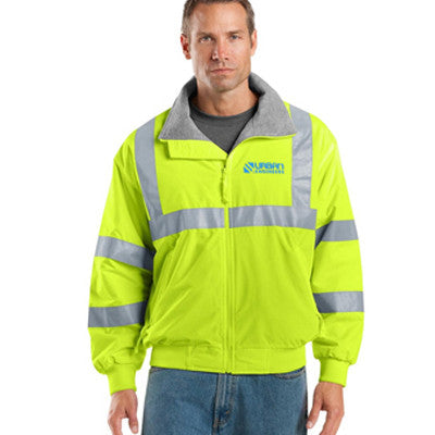 Port Authority Safety Challenger Jacket w/ Reflective Taping - EZ Corporate Clothing  - 1