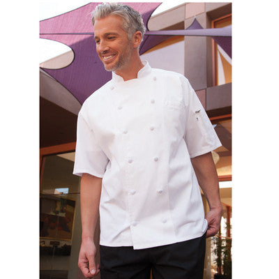 Aruba Custom Chef Coat - EZ Corporate Clothing  - 3
