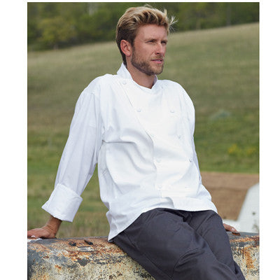 Barbados Personalized Chef Coat - EZ Corporate Clothing  - 3