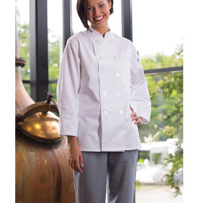 Napa Chef Coat for Women - EZ Corporate Clothing  - 3