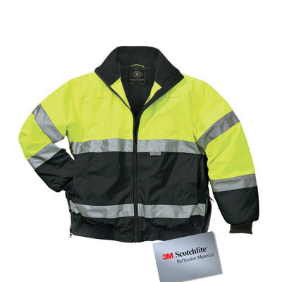 Charles River Signal Hi-Vis Jacket - EZ Corporate Clothing  - 4