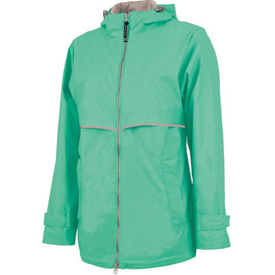 Charles River Womens Rain Jacket - EZ Corporate Clothing  - 8