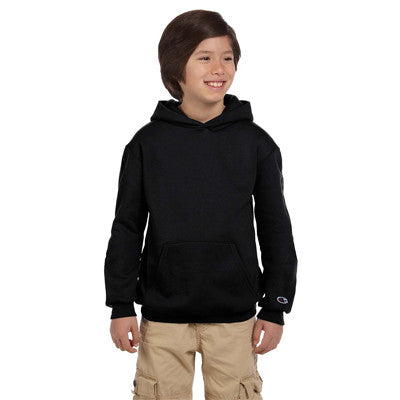 Champion Youth 50/50 Pullover Hooded Sweatshirt - EZ Corporate Clothing  - 5