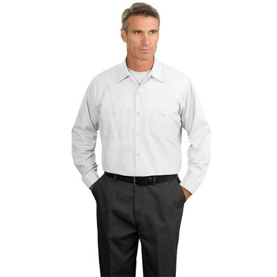 Cornerstone Industrial Work Shirt - Long Sleeve - EZ Corporate Clothing  - 12