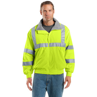Port Authority Safety Challenger Jacket w/ Reflective Taping - EZ Corporate Clothing  - 3