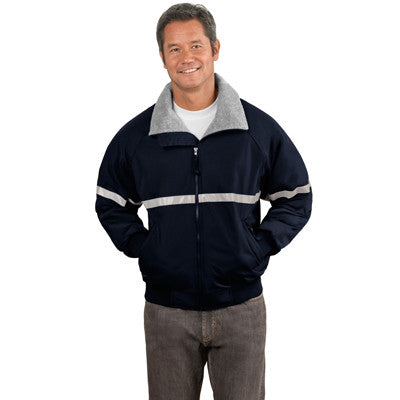 Port Authority Challenger Jacket With Reflective Taping - EZ Corporate Clothing  - 3