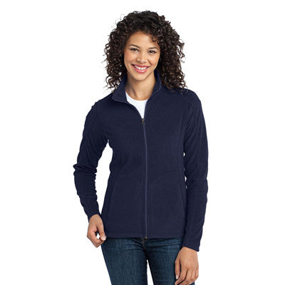 Port Authority Ladies MicroFleece Jacket - EZ Corporate Clothing  - 7