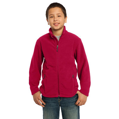 Port Authority Youth Value Fleece Jacket - EZ Corporate Clothing  - 8