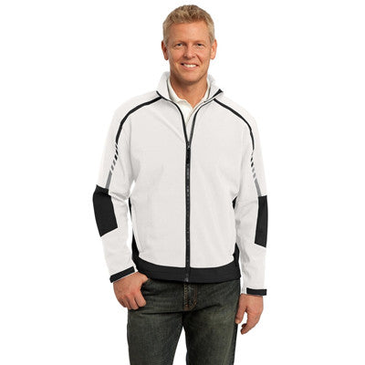 Port Authority Mens Embark Soft Shell Jacket - EZ Corporate Clothing  - 3