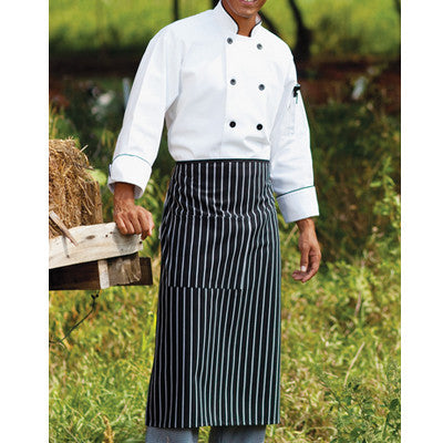 Customized Full Bistro Apron - EZ Corporate Clothing  - 3