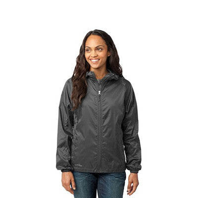 Eddie Bauer Ladies Packable Wind Jacket - EZ Corporate Clothing  - 6