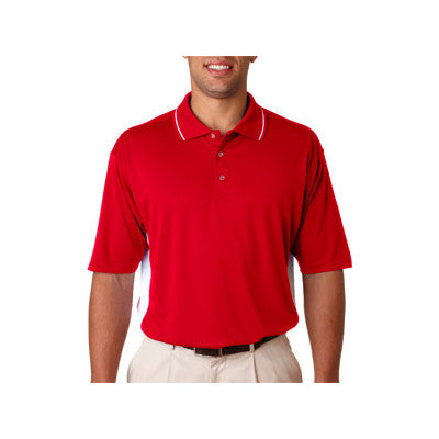 UltraClub Cool-N-Dry Sport Two-Tone Polo - EZ Corporate Clothing  - 12