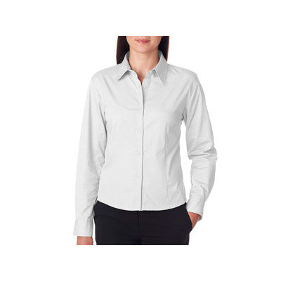UltraClub Ladies Whisper Twill Shirt - EZ Corporate Clothing  - 10