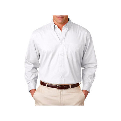 UltraClub Mens Whisper Twill Shirt - EZ Corporate Clothing  - 11