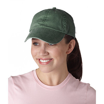 Anvil Classic Solid Pigment-Dyed Twill Cap - EZ Corporate Clothing  - 8
