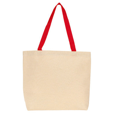 Gemline Colored Handle Tote - EZ Corporate Clothing  - 4