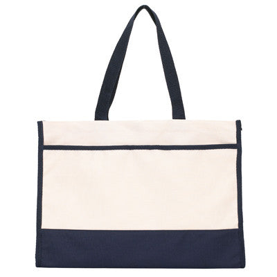 Gemline Contemporary Tote - EZ Corporate Clothing  - 4